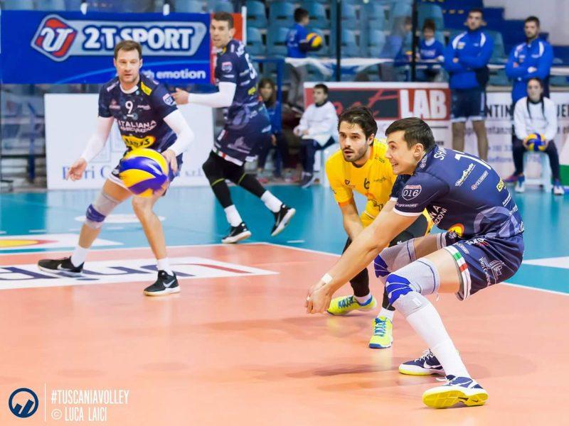 Dmitry Shavrak – Volleyball