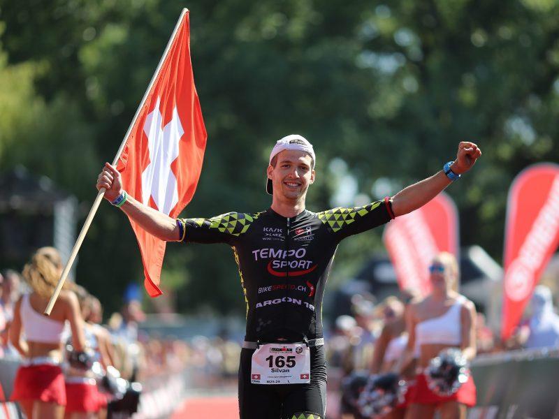 Silvan Bruhin – Triathlon